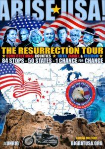 ARISE USA The Resurrection Tour